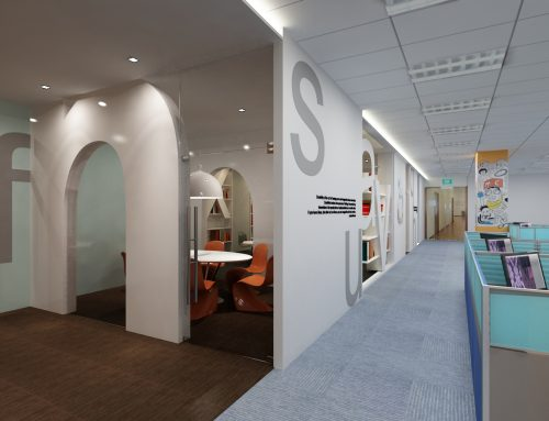 Office Design and Your Brand