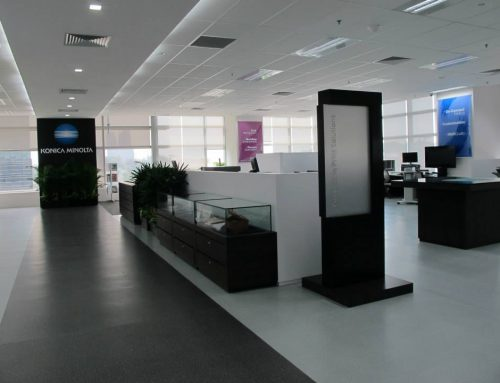 Common Types of Commercial Interior Design in Singapore