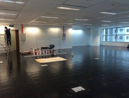Office Reinstatement in Singapore