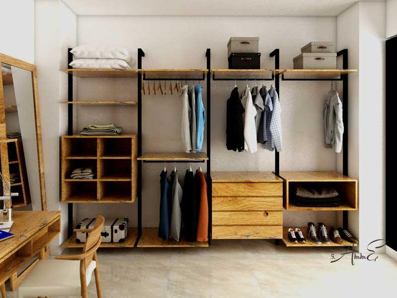 wardrobe design Singapore